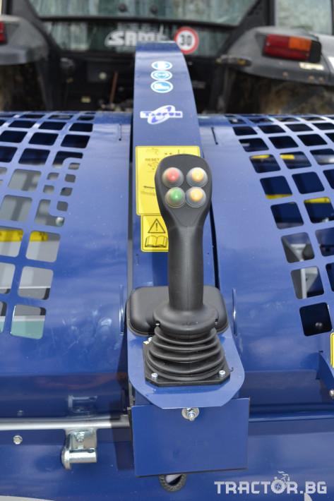 Машини за дърводобив Tajfun RCA 400 JOY 2 - Трактор БГ