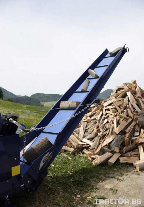 Машини за дърводобив Tajfun RCA 400 JOY 3 - Трактор БГ