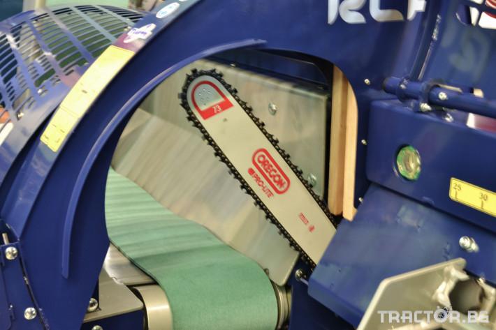Машини за дърводобив Tajfun RCA 400 JOY 7 - Трактор БГ