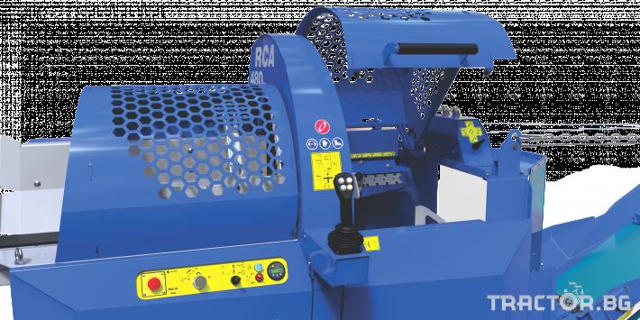 Машини за дърводобив Tajfun Процесор за рязане и цепене RCA 480 JOY 3 - Трактор БГ