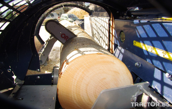 Машини за дърводобив Tajfun Процесор за рязане и цепене RCA 480 JOY 5 - Трактор БГ