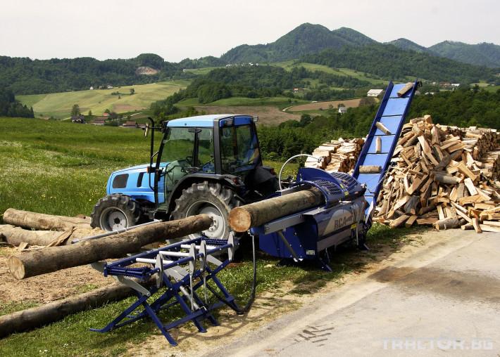 Машини за дърводобив Tajfun Процесор за рязане и цепене RCA 480 JOY 6 - Трактор БГ