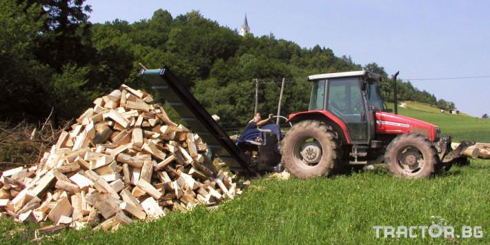 Машини за дърводобив Tajfun Процесор за рязане и цепене RCA 480 JOY 12 - Трактор БГ