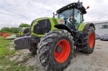 Claas Axion 850 Cis