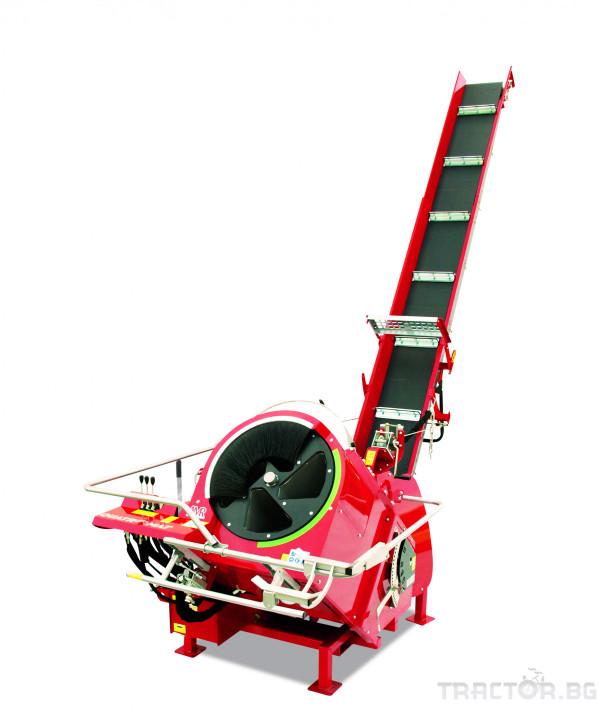 Машини за дърводобив AMR QUATROMAT Автоматичен Барабанен циркуляр 0 - Трактор БГ